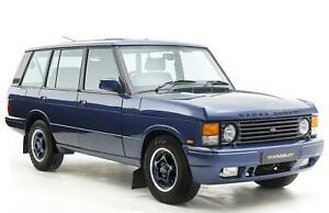 Range Rover Classic Overfinch 630R LSE