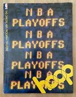 VINTAGE 1979-1980 NBA FINALS LOS ANGELES LAKERS @ PHILADELPHIA 76ERS PROGRAM