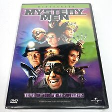 Mystery Men (Dvd, 2000, Widescreen) New Sealed