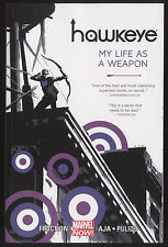 Hawkeye My Life As A Weapon Trade Paperback #1-5 Young Avengers Presents #6