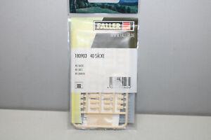 FALLER 180903 40 Sacks Gauge H0 Boxed