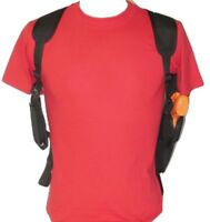 Shoulder Holster for SIG SAUER P220 & P226  with Double Mag Pouch-Vertical Carry