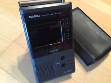 Casio TV-400 5,1 cm (2 Zoll) LCD Fernseher