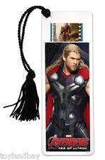 Film Cell Genuine 35mm Marvel's Avengers Age of Ultron Thor Bookmark USBM714