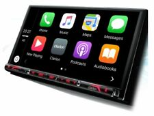 "Clarion nx807e NUOVO 7 ""panel navigation dvd Apple carplay Bluetooth"