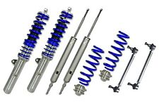 JOM ADJUSTABLE COILOVER KIT FOR BMW 1 SERIES E87 2007–2011 + HD END LINKS