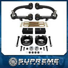 """For 05-18 Tacoma 4WD 3"""" + 2"""" Lift Kit + Uni-Ball UCA Set w/ Diff + Carrier Drop"""