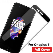 For Oneplus 5 A5000 3D Curved Edge Full Cover Tempered Glass Screen Protector 9H