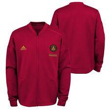 Adidas MLS Youth Atlanta United FC Anthem Zip Up Jacket