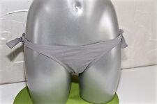 bas costume da bagno grigio mercurio ERES ponza duni T 38/40 (US 8) NUOVO val €