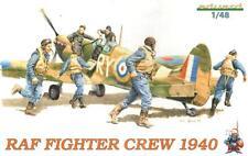 RAF FIGHTER CREW 1940 (TO GLADIATOR, HURRICANE, SPITFIRE, ETC)#8507 1/48 EDUARD