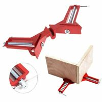 Adjustable Right Angle Miter Picture Frame Corner Clamp Holder Tool 90 Degree