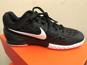 Nike Men's Zoom Cage 2 Tennis Shoe Style #705247 001