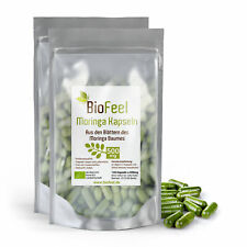 BioFeel - Bio Moringa Kapseln, 240 Stk., 500mg