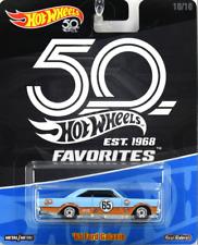 Hot Wheels Ford Galaxie 65 Gulf 50th Favorites FLF35 956B 1/64