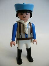 PLAYMOBIL FIGURE pirate western victorian soldat ASIA NEW CUSTOM VINTAGE NEUF
