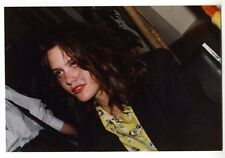 Ione Skye - Vintage Candid Photo by Peter Warrack - Previously Unpublished