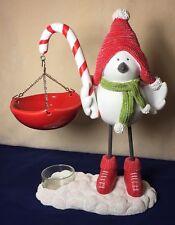 Yankee Candle Snow Bird Hanging Tart Burner Wax Warmer Burner Christmas Winter