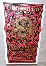EXTREMELY RARE 2008 Chuck Sperry La Plebe Signed Numbered Concert Poster PRINT