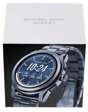 MICHAEL KORS 2018 Mens Access Grayson Smart Watch Blue Touch Screen MKT5028 SALE