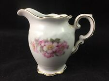 "Schumann Arzberg Germany WILD ROSE 3 1/4"" Creamer / Pitcher"