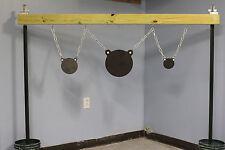 Target Hanger, Fence Post, T-Post Bracket  DIY for AR500 Steel Targets (PAIR)