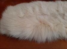 Ritaglio volpe pelliccia pezzi Fox fur pieces cutouts