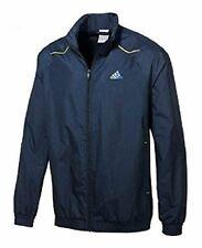 897577-3/K118 adidas Marken-Herren-Sportjacke, marine Gr.M NEU