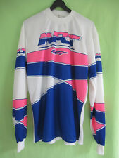 Maillot Motocross MRT Moto Racing cross Mayenne 53 Vintage Jersey - XL