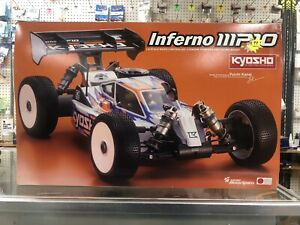 Kyosho 33015B 1:8 Scale MP10 Off-Road Buggy Kit