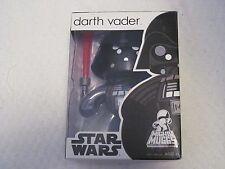 Hasbro Mighty Muggs Star Wars Darth Vader Masked Figure Free Shipping
