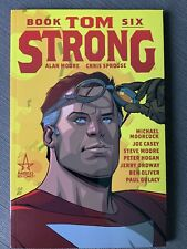 Tom Strong Book 6 Alan Moore Tpb New Moorcock, Casey, Hogan, Ordway, Gulacy