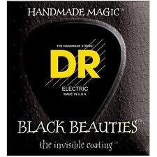 DR BKB-40 Black Beauties Lite 4-String Bass Strings (40-100)