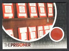 THE PRISONER TV SHOW by FACTORY ENT (2010) PROP MATERIAL CARD #PP02 Village Map