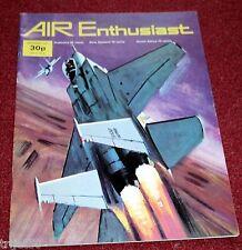 Air Enthusiast 1973 September T-43,Auster,Beagle,MS406,YC-14,Venezuela