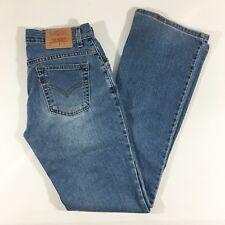 Levi's 515 Boot Cut Lower Rise Jeans Women's Size 6 Mis M    A07