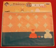 Pokemon Hey! Pikachu and Friends Vulpix & Alolan Vulpix Pouch Banpresto Ichiban