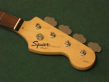 Loaded Fender Squier Jazz Bass J Bass Guitar NECK