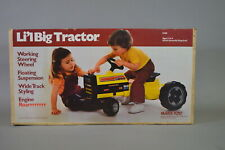 Marx Toys Riding Tractor (MINT, SEALED)