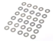 10pcs NEW AXK1024 Thrust Needle Roller Bearing + Washers 10x24x2mm