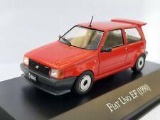Salvat  échelle 1/43 . Fiat uno EF 1990.  Neuf en boite souple