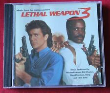 Lethal Weapon 3 / L'arme fatale 3 - Clapton - sting ect, BO du film / OST, CD
