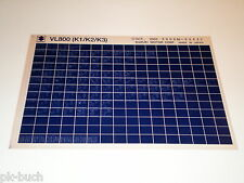 Microfiche Catalogo Ricambi Suzuki Vl 800 Stand 10/2002