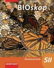 BIOskop SII: BIOskop. Schülerband. Sekundarstufe 2. Niedersachsen: Ausgabe 2009