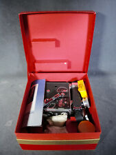 Vintage 1945 Bolex Double H-8mm Movie Camera w/ Original Box & Extras!