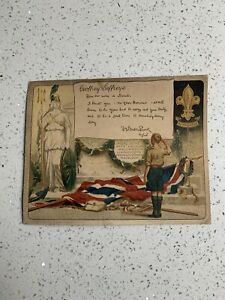 vintage boy scout memorabilia