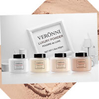 42g Translucent Finish Powder Face Loose Powder Smooth Setting Foundation Beauty