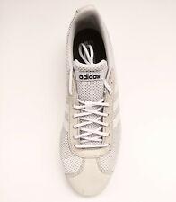 adidas Linear VL Court 2.0 Sneaker Turnschuh Herren Weiß Tennis Gr 42 2/3 F34583