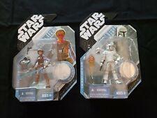 Star Wars 30th Anniversary McQuarrie Concept BOBA FETT & STARKILLER HERO