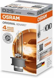 Osram D2S 4300K HID Headlight For Alfa Romeo 4C Spider 961 Convertible 2019 2020